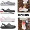 Crocs_Literide_Women's Light ทนทาน Wading รองเท้ากีฬา 36-45