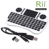 Rii i8 mini wireless Gaming Keyboard withTouchpad For Gaming PC smart TV - intl
