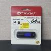 Last 1pc TRANSCEND JETFLASH 500 64GB USB 2.0 USB FLASH PEN DRIVE