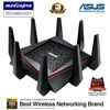 ASUS RT-AC5300 Tri-Band AC5300 Gigabit WiFi Gaming Router with MU-MIMO - 3 Yr Agent Warranty
