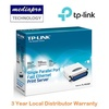 TP-Link TL-PS110P Single Parallel Port Fast Ethernet Print Server ( PS110P ) - 3 Years Local Agent Warranty