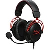 HyperX Cloud Alpha Gaming Headset - Dual Chamber Drivers - Award Winning Comfort - Durable Aluminum Frame - Detachable Microphone - Works with PC, PS4, PS4 PRO, Xbox One, Xbox One S (HX-HSCA-RD/AM)