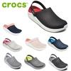 Crocs_Literide_Clog_2019 ผู้หญิงผู้ชายกลางแจ้ง Wading รองเท้ากีฬา 36-45