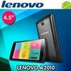 Lenovo A2010 Android OS 64-bit quad core processor 2000 mAh / Local Set / 1 Year Local Warranty
