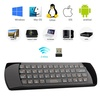 H-MENT Rii 4-in-1 Multifunctional W*ireless Mini Keyboard Fly Mouse Audio Feature Infrared Remote i25a For Notebook PC