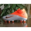 [จุด] Nike Phantom Vision Elite DF FG รองเท้าฟุตบอล FG รองเท้ากันน้ำขนาด: 39-45