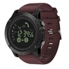SOUTH RISE Zeblaze VIBE 3 Wrist Smart Watch Phone Alarm Mate Waterproof Camera IOS Android Red - intl