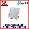TP-Link TL-MR3020 150Mbps Portable 3G/4G Wireless N Router/1 Internal Antenna/Local Warranty