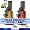 KUVINGS C7000 NEW SLOW JUICER * ORIGINAL LOCAL SET * LOCAL WARRANTY * SAFETY MARK * FREE GIFTS