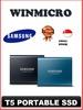Samsung T5 Portable SSD (250GB/500GB/1TB/2TB) Local Warranty