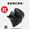 รองเท้าผู้ชาย✧∋☁Martin boots British male han edition add wool warm winter leather high help higher in pilots men's sho