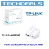 TP-Link TL-WPA8630P KIT AV1300 Passthrough Powerline Wi-Fi KIT