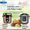 Philips Pressure Cooker HD2139