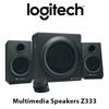 [Logitech] Multimedia Speakers Z333 / 1 Year Warranty