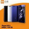 Xiaomi Mi 6 / 64GB ROM + 6GB RAM   / 128GB ROM + 6GB RAM / 5.15inch Display