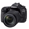 Canon EOS 80D DSLR Camera with 18-135mm Lens (Warranty)