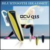 Newly QCY Q15 Fashion Wireless Bluetooth Earphone Stereo Headphones Headset for Mobile Phones Samsun