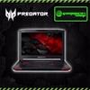 """Acer Predator 15 (G9-593-74G7) (I7-7700HQ/16GB/256GB SSD + 1TB HDD/6GB NVIDIA GTX1060 DDR5/15.6""""FHD/W10) *IT SHOW PROMO*"""