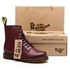 รองเท้าบุรุษMen/Women Fashion Martin Boots British High Top Hot Dr.Martens Shoes Retro