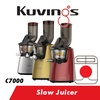 Kuvings C7000 Whole Slow Juicer / Red /Gold /Silver 10 Year Warranty on motor