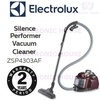 ★ Electrolux ZSP4303AF Canister Silence Performer Vacuum Cleaner ★ (2 Years Singapore Warranty)