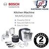 ★ Bosch MUM52120GB Kitchen Machine ★ (2 Years Singapore Warranty)
