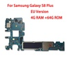 For Samsung Galaxy S8 Plus G955F Original Motherboard 64GB Unlocked Mainboad With Chips IMEI Android OS Logic Board