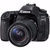 Canon EOS 80D  Camera Body with EF-S 18-55mm IS II Lens Kit