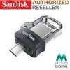 SanDisk Ultra Dual Drive 32GB m3.0 OTG USB Flash Drive for Android & Computers (SDDD3-032G-G46)