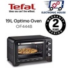 ★ Tefal OF4448 19L Optimo Oven ★ (2 Years Warranty)