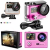 "EKEN H8 WiFi Sport Action Camera DV 4K Ultra HD 2.0"" Dual Screen 170° Wide Angle Silver"