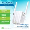 TP-LINK, 300Mbps Wi-Fi Range Extender / WiFi Super Booster /Repeater Mode - TL-WA855RE