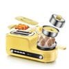 Bear DSL-A02Z1 Multifunctional Bread Toaster Breakfast MachineToaster Eggboilers Steamed Egg Fried Maker Breakfast All-in-oneMac - intl