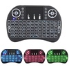 Rii I8 Mini 2.4Ghz Wireless Touchpad Keyboard with Mouse for Pc, Pad, Xbox 360, Ps3, Google Android Tv Box, Htpc, Iptv (Black)