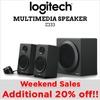 LOGITECH Multimedia Speaker System Z333 / 1 Year Warranty