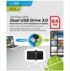 SanDisk Ultra Dual OTG USB 3.0 16/32 / 64GB Flash Drive SDDD2 Transfer Files Easily Android Smartphone