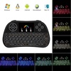 leegoal Rii I8 Mini 2.4Ghz Wireless Touchpad Keyboard With Mouse For Pc, Pad, Xbox 360, Ps3, Google Android Tv Box, Htpc, Iptv - intl
