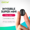 QCY Q26 invisible mini earphone business bluetooth headphone wireless headset noise canceling earbud