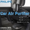 [Philips]In-car Purifier gopure1/gopure2/GoPure Compact 50/gopure slim line 210/automotive clean air