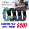 FITBIT CHARGE 2 PurePulse Heart Rate / Multi-Sport Tracking Connected GPS / CALL