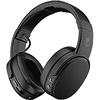 (Renewed) Skullcandy Crusher Over-Ear Bluetooth Headphones (Black)