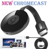 For Google Chromecast 2 Digital HDMI Media Video Streamer 2nd Generation Wireless Stream (Color: Bla