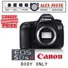 CANON EOS 5DS R (BODY ONLY) / LOCAL CANON AGENT SET / 1 YEAR WARRANTY / PROFESSIONAL DSLR CAMERA