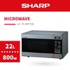[SHARP OFFICIAL] Microwave R-299T(S)