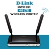 D-Link - DWR-921 - 4G LTE Wireless N300 Router