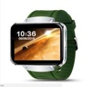 LEM4 DM98 Bluetooth Smart Watch Android Wrist Smartwatch MTK6572 Dual Core Wifi GPS Map with 0.3mp camera - intl