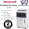 ★ Honeywell CL151 15L Remote Evaporative Portable Air Cooler ★ (2 Years Singapore Warranty)
