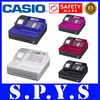Casio Cash Register. Casio SE-G1 Cash Register. Available in 5 colours. Journal and receipt printing selection. Battery backup for memory protection. 1 Year Warranty.