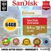 SanDisk Extreme ACTION 64GB A2 microSDXC UHS-I U3 V30 (Up to 160MB/s Read) Micro SD Memory Card