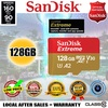 SanDisk Extreme 128GB A2 microSDXC UHS-I U3 V30 (Up to 160MB/s Read) Micro SD Memory Card